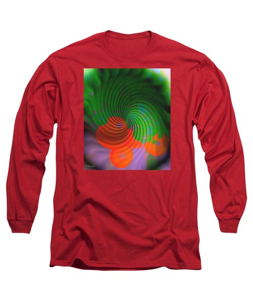 Four Pumpkins  Long Sleeve T-Shirt