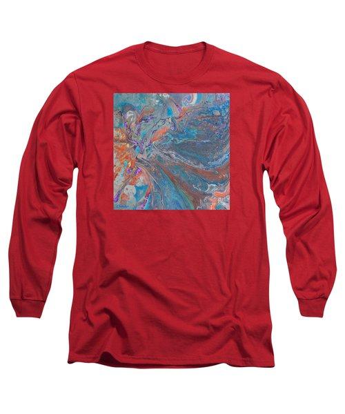 Fp Turquoise Long Sleeve T-Shirt