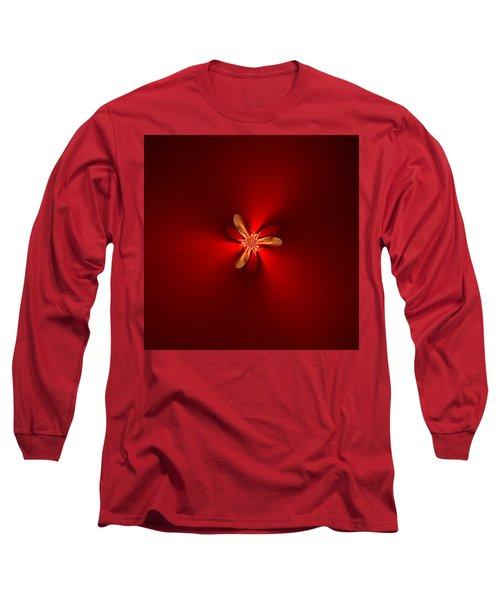 Fractal 5 Long Sleeve T-Shirt