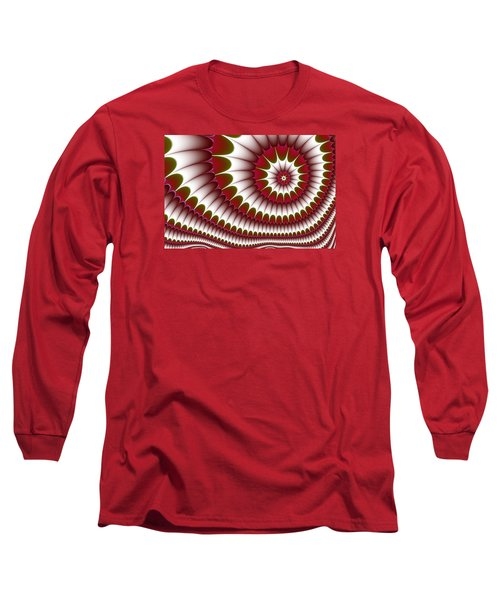 Fractal 634 Long Sleeve T-Shirt by Charmaine Zoe