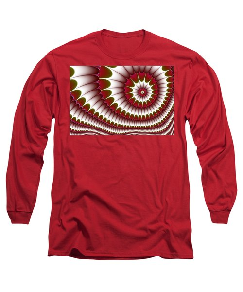 Fractal 634 Long Sleeve T-Shirt