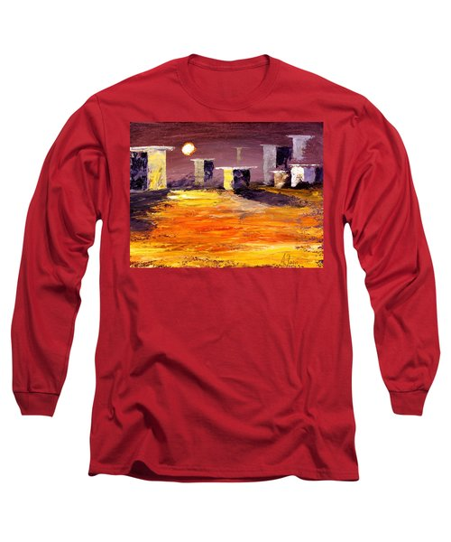 Fragile Structures Long Sleeve T-Shirt