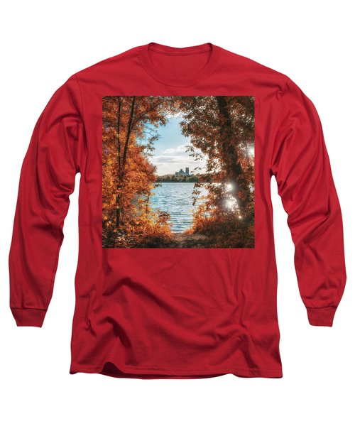 Framed Long Sleeve T-Shirt