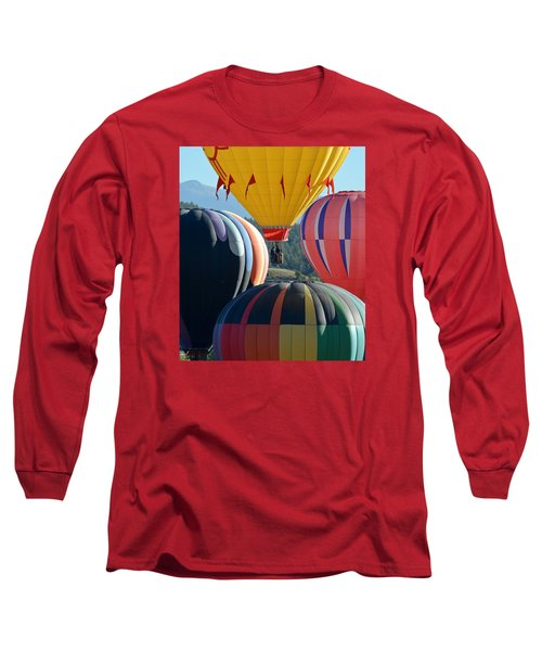 Framed Long Sleeve T-Shirt by Kevin Munro