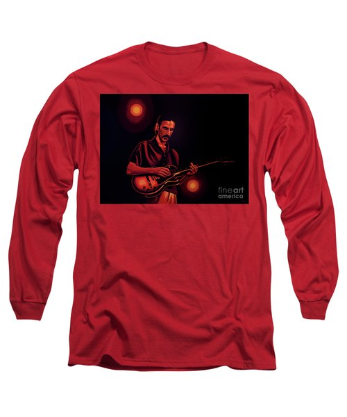 Frank Zappa 2 Long Sleeve T-Shirt