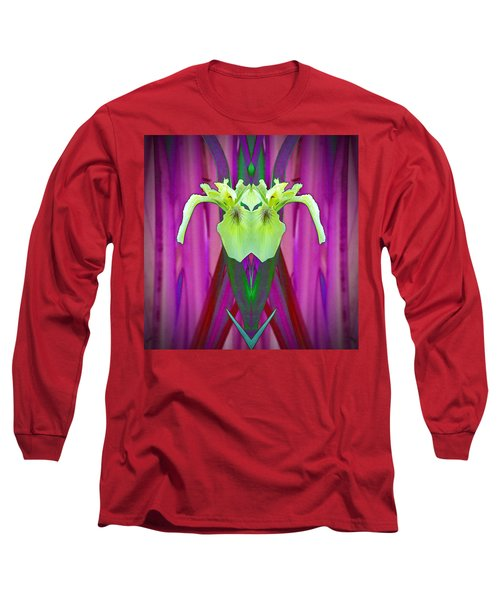 Freaky Iris Long Sleeve T-Shirt