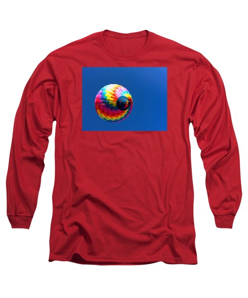 Long Sleeve T-Shirt featuring the photograph Free by Brenda Pressnall