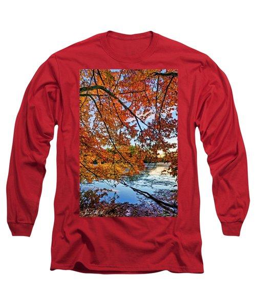 French Creek 15-110 Long Sleeve T-Shirt by Scott McAllister