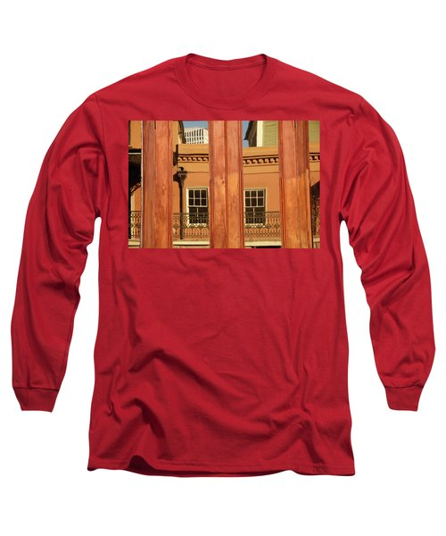 French Quarter Reflection Long Sleeve T-Shirt