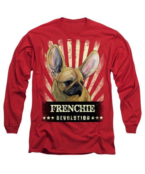 Frenchie Revolution Long Sleeve T-Shirt