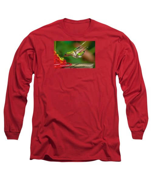 Frequent Flyer 3 Long Sleeve T-Shirt