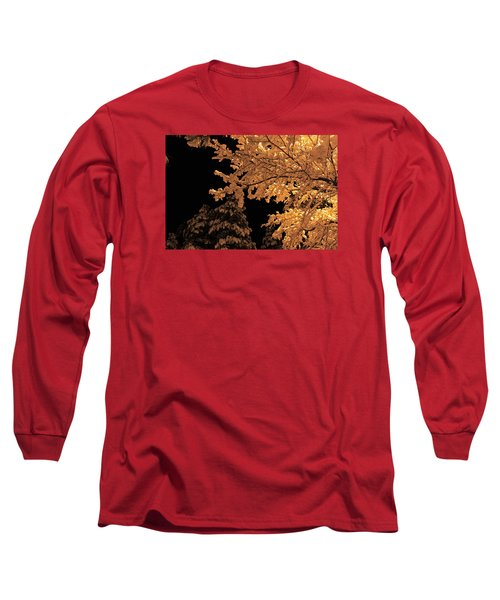 Fresh Cloak Long Sleeve T-Shirt by Gary Kaylor