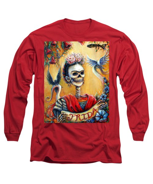 Frida Long Sleeve T-Shirt