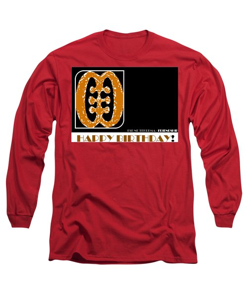Friend Long Sleeve T-Shirt