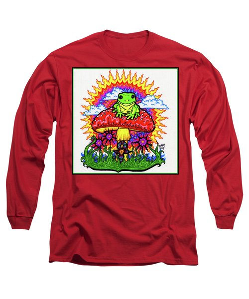 Froggy For Mukunda Long Sleeve T-Shirt