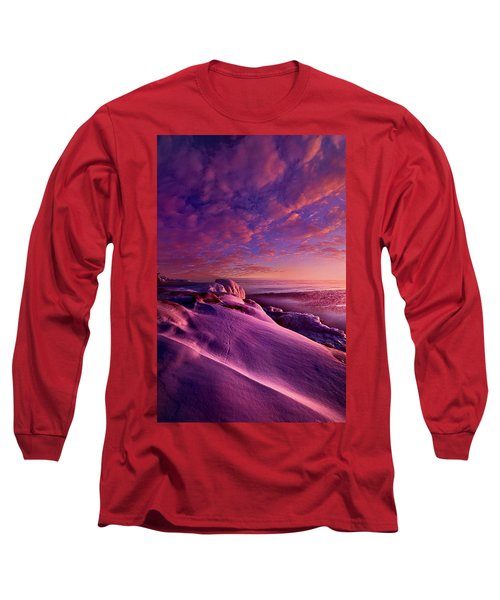 Long Sleeve T-Shirt featuring the photograph From Inside The Heart Of Each by Phil Koch