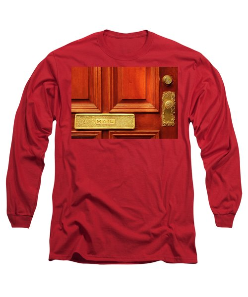 Front Door French Quarter Long Sleeve T-Shirt