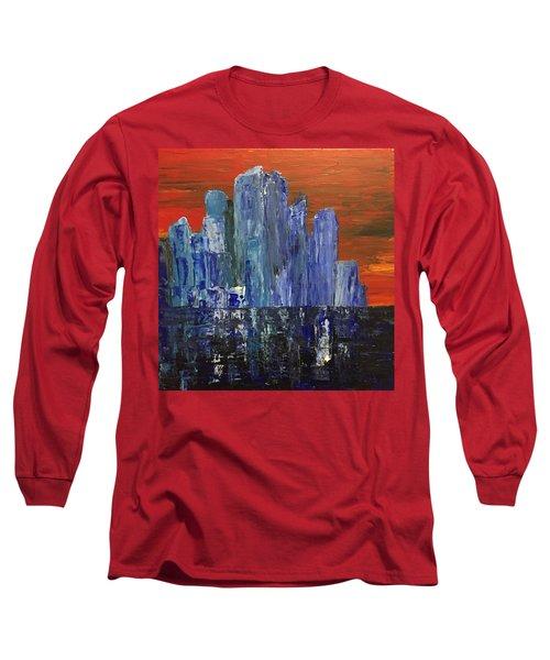 Frozen City Long Sleeve T-Shirt