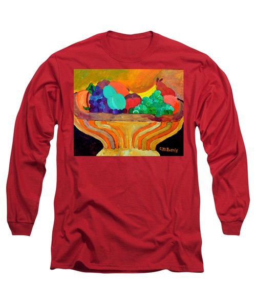 Fruit Bowl 1 Long Sleeve T-Shirt