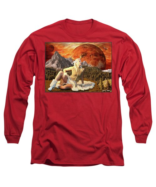 Fuan At Dawn Long Sleeve T-Shirt