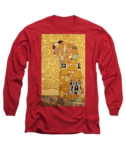 Fulfilment Stoclet Frieze Long Sleeve T-Shirt
