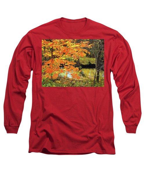 Full Autumn Bloom Long Sleeve T-Shirt