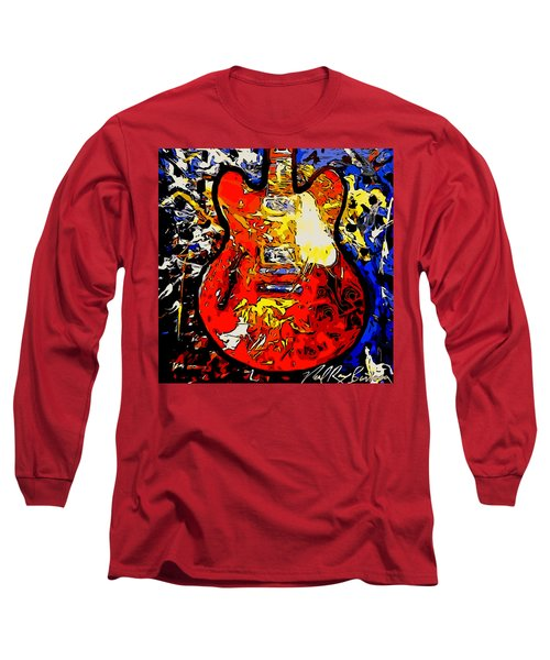 gibson ES-335 rework Long Sleeve T-Shirt