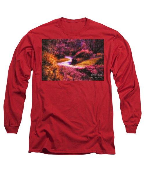 Garden Romance Long Sleeve T-Shirt