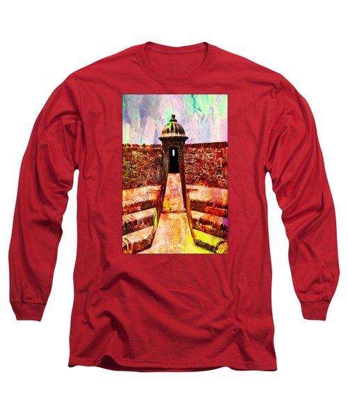 Garita Impresionante Long Sleeve T-Shirt