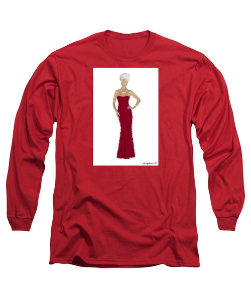Garnet Long Sleeve T-Shirt