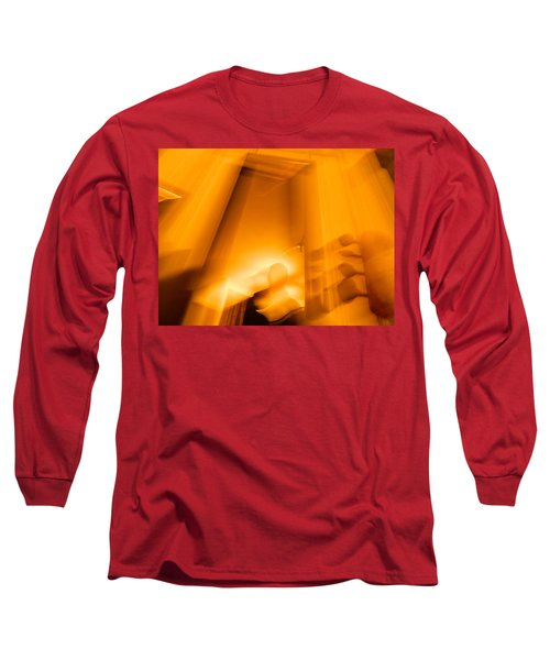 Long Sleeve T-Shirt featuring the photograph Gate Of The Golden Bass by Christophe Ennis