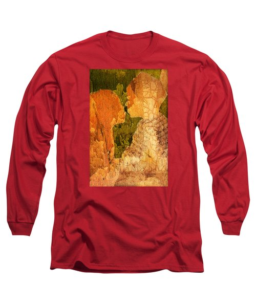 Gentle Sweet Kiss Long Sleeve T-Shirt