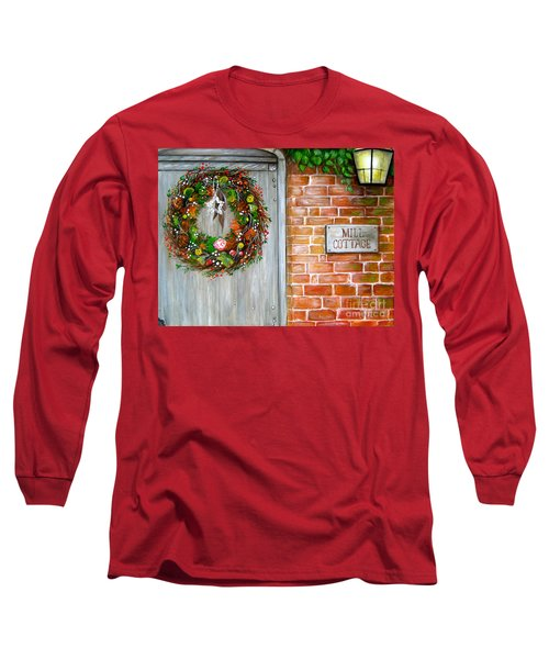 George Michaels Mill Cottage Long Sleeve T-Shirt