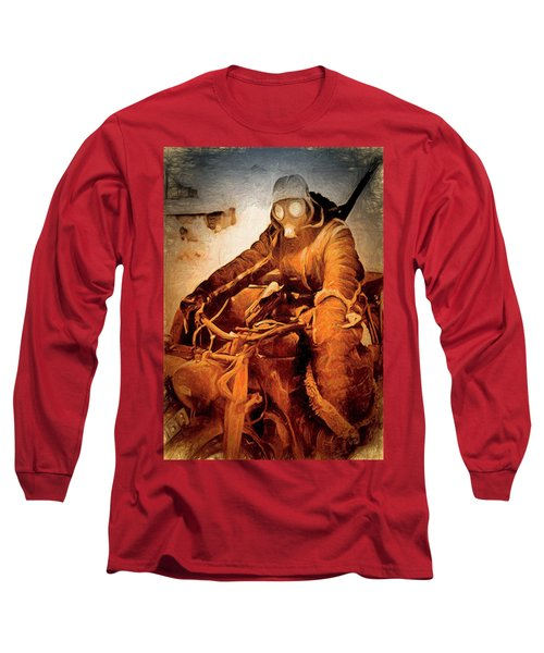 German Biker Long Sleeve T-Shirt