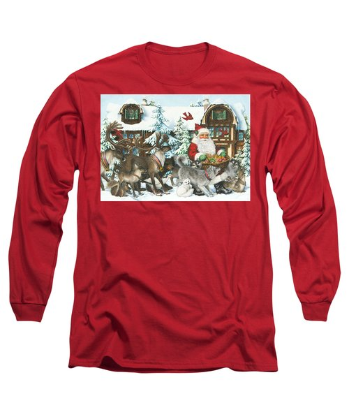 Gifts For All Long Sleeve T-Shirt