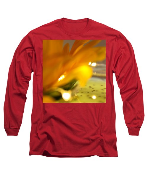 Long Sleeve T-Shirt featuring the photograph Glow by Bobby Villapando