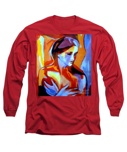 Glow From Within Long Sleeve T-Shirt