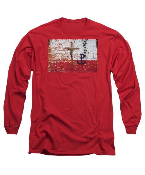 God, Honour, Fatherland Long Sleeve T-Shirt by Tgchan