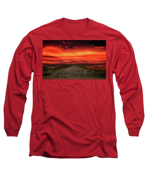 God's Creation Long Sleeve T-Shirt