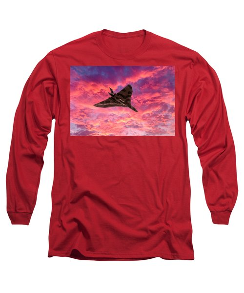 Going Out In A Blaze Of Glory Long Sleeve T-Shirt