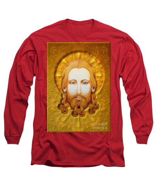 Gold Plate Icon Long Sleeve T-Shirt