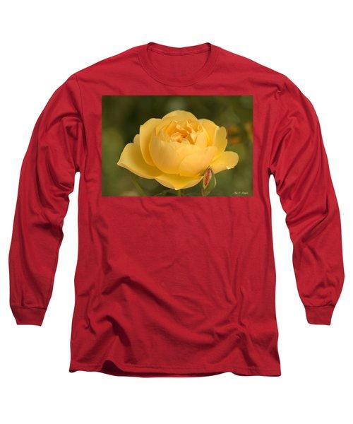 Golden Breath Long Sleeve T-Shirt