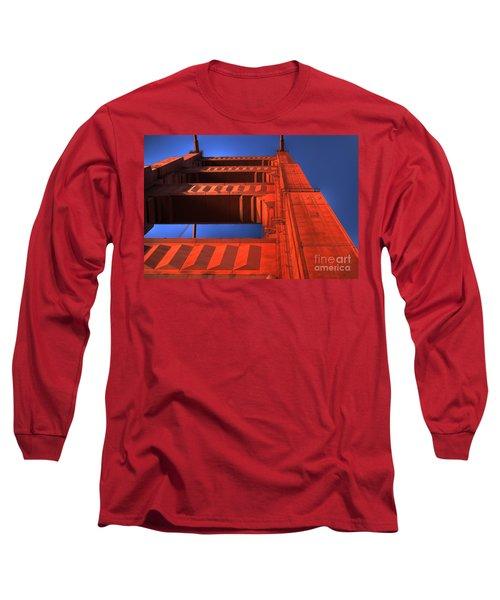 Golden Gate Tower Long Sleeve T-Shirt