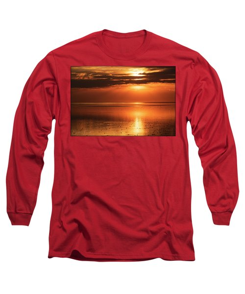 Golden Light Long Sleeve T-Shirt