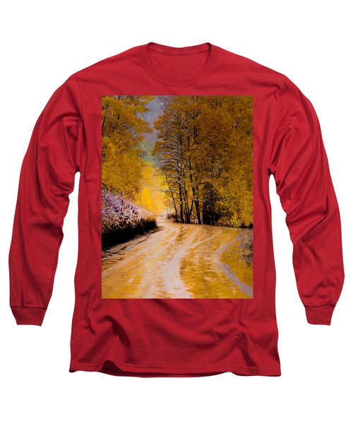 Golden Road Long Sleeve T-Shirt