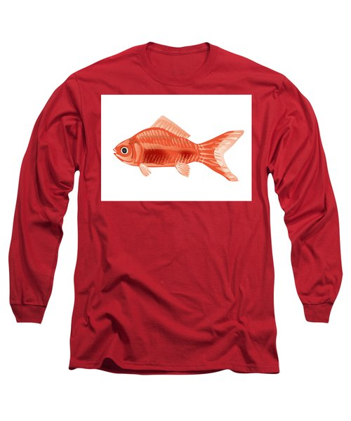 Goldfish Long Sleeve T-Shirt