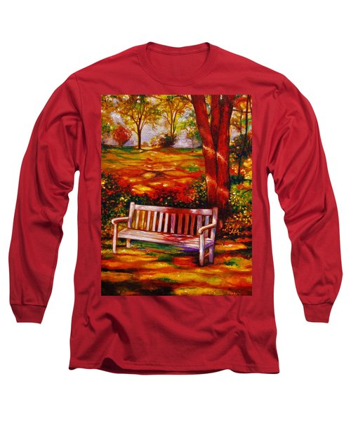 The Good Days Long Sleeve T-Shirt by Emery Franklin