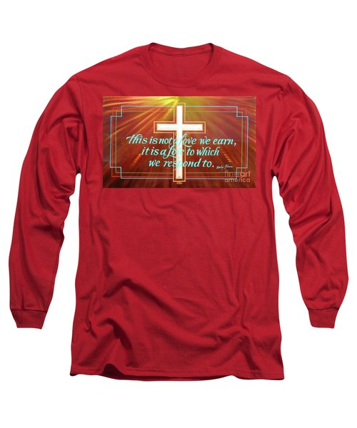 Grace  Long Sleeve T-Shirt