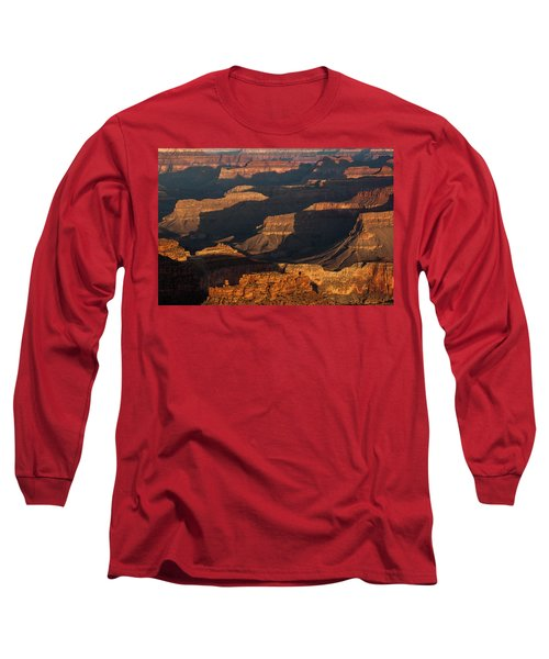 Grand Canyon Sunrise Long Sleeve T-Shirt