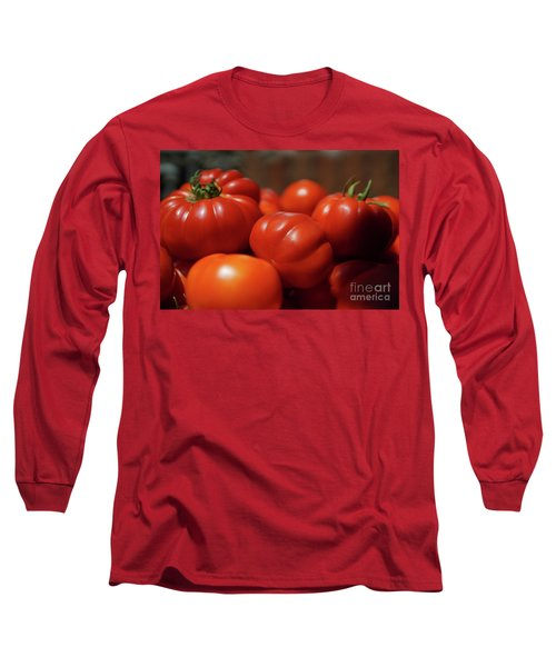 Grandpas Tomatoes Long Sleeve T-Shirt